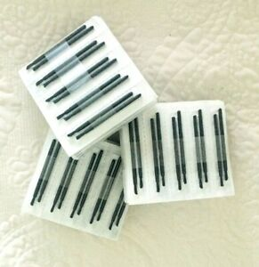 NEW! LOT 40 (20 pair) LATISSE Sterile Disposable Single Use Applicator Brushes
