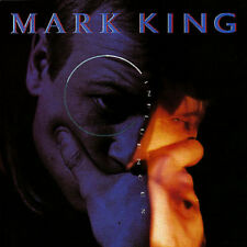 LP***MARK KING - INFLUENCES 1984 LEVEL 42*** BASS FUNK***