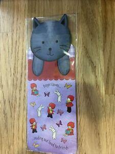 Santoro Cat Bookmark
