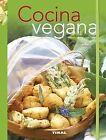 Cocina vegana. NUEVO. Nacional URGENTE/Internac. económico. GASTRONOMIA