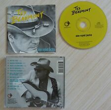 RARE CD ALBUM ONE EYED JACKS TEX BEAUMONT 11 TITRES COUNTRY 1997