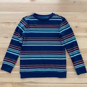 GYMBOREE Boys Striped Sweater Size S (5-6)