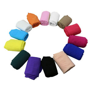 New Candy Colors Opaque Footed Socks Tights Slim Pantyhose Women Stockings