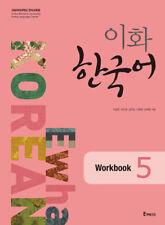 [Ewha Korean] Language Workbook 5 With CD Korea Studying Book