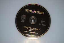 The Rolling Stones ‎– Street Fighting Man. CD-Promo