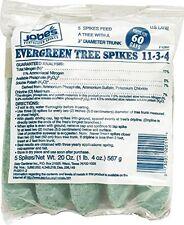Jobe'S Evergreen Fertilizer Spikes 11-3-4 Spike Design