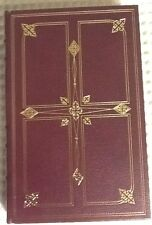 A FABLE   William Faulkner 1st Edition Franklin Library   1976 Leather  Mint