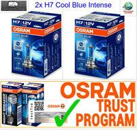 Osram W5W 2825HCBI-02B 12V 5W W2,1X9,5D Cool Blue Intense 2er-Blister Standlicht