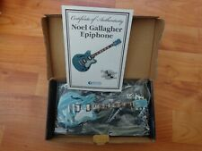 ATLAS EDITIONS - NOEL GALLAGHER EPIPHONE SUPERNOVA OASIS GUITAR REPLICA MODEL