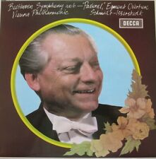 VIENNA PHILHARMONIC  ORCHESTRA - HANS SCHMIDT ISSERSEDT - BEETHOVEN - LP
