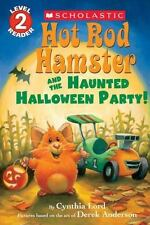 HOT ROD HAMSTER and the Haunted Halloween Party! (B New Paperback) Cynthia Lord