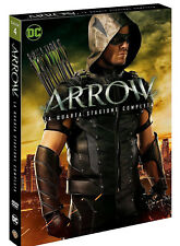 ARROW - STAGIONE 4 (5 DVD) SERIE TV DC COMICS LINGUA ITALIANA