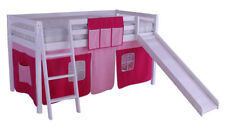 Pink Bunk Beds Bases for Children