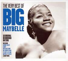 THE VERY BEST OF BIG MAYBELLE - 50 ORIGINAL RECORDINGS (NEW SEALED 2CD)