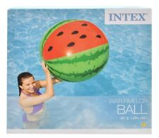 FUN Jumbo Watermelon Beach Ball Inflatable Summer Time Pool Party Water Toy 42""