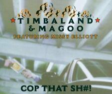 Timbaland & Magoo Cop that sh#! (2003, feat. Missy)  [Maxi-CD]
