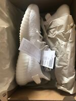 adidas Yeezy Boost 350 V2 Cream UK 9 EU 43 Authentic All White