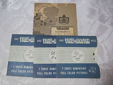 HOLLAND VINTAGE VIEW-MASTER REELS   T*
