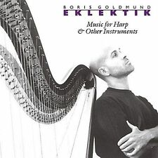 Boris Goldmiund - Eklektik: Music for Harp & Other Instruments - Cd (Rare)
