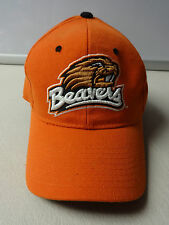 Vintage Oregon State Beavers Fitted Ballcap Size Men 6 7/8 by Zephyr Z Hat