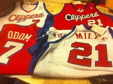 LAMAR ODOM OR DARIUS MILES CLIPPERS AUTHENTIC CHAMPION RETRO JERSEY GREAT PRICE!