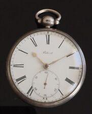 Fusee Silver Patent Pocket Watch Alexander Purvis London 1834 / montre gousset