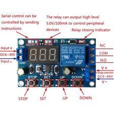 Battery Charge Discharge Module Voltmeter Undervoltage Overvoltage Protection DT