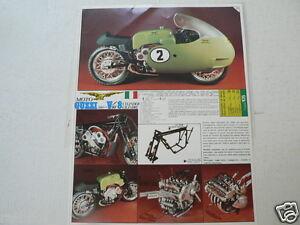 PROTAR MOTO GUZZI 500 CC V8 RACER AND NORTON 500 MANX DUKE MOTORCYCLE