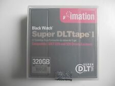 "Imation Super DLT Tape I 320GB 1/2"" Data Cartridge - New Sealed"
