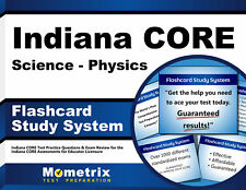 Indiana CORE Science - Physics Flashcard Study System