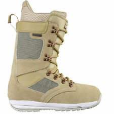 NEW $300 Burton Grail Snowboard Boots!  US 8 UK 7 Mondo 26 Euro 41  *Tan*