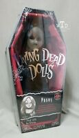 LDD LIVING DEAD DOLLS * POSEY * BLACK VARIANT * SEALED Sweet 16th Anniversary