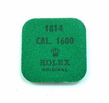 Number 1814 Original New Pk/3 Rolex Friction Spring Caliber 1600 Part