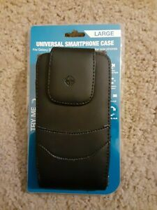 Large Universal Clip on Phone Case  Samsung Galaxy S5, S6, S7 iPhone 6, 6s, 7