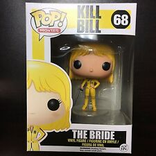 Funko POP KILL BILL THE BRIDE - VAULTED MINT BOX
