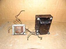 Vintage  6L6 Tube Output & Power Transformer