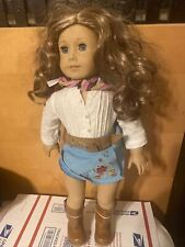 American Girl Doll Girl of the Year 2007 Cowgirl Nicki Nikki Retired Meet Outfit