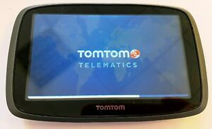 TomTom telematics Pro 7250 Lifetime Europe Maps Car Web fleet GPS  (jun15)