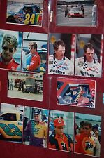 200+ original 4x6 photos NASCAR Winston Cup Earnhardt Allison Rudd Gordon Stewar