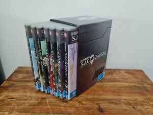 Ghost in the Shell Stand Alone Complex 2nd Gig Complete Season Boxset DVD