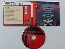 CD ALBUM CANNED HEAT One more river to cross 7567 80775 2
