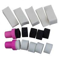 1 juego Sello de esponja del arte de una Herramienta de manicura DIY transf H4H2