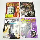 Scary Monster Magazine Issues 68 103 39 & 1999 Year Book 7 Bundle of 4