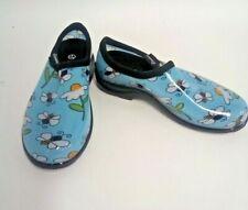 Sloggers Bee Happy Waterproof Garden Shoe with Comfort Insoles, Size 8