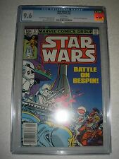 Marvel Comics Star Wars # 57 CGC 9.6