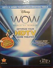 Disney WOW  World Of Wonder- Blu-ray Disc