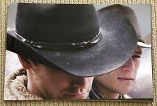BROKEBACK MOUNTAIN softcover promotional BOOK Jake Gyllenhaal HEATH LEDGER