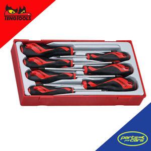 TT917TXN - Teng Tools - 7 Piece TX & TPX Screwdriver Set