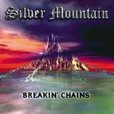 Silver Mountain - Breakin' Chains (Expanded Edition) NEW CD (PRE REL 18TH SEP)