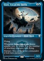 Magic the Gathering (mtg): CMR: Siani, Eye of the Storm - Foil Etched